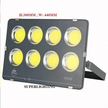 #NEW DESIGN# IP66 COB LED FLOODLIGHT 300W/400W OUTDOOR LIGHTING